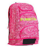Funkita / Funky Trunks Funkita Painted Pink rugtas - Zebra's