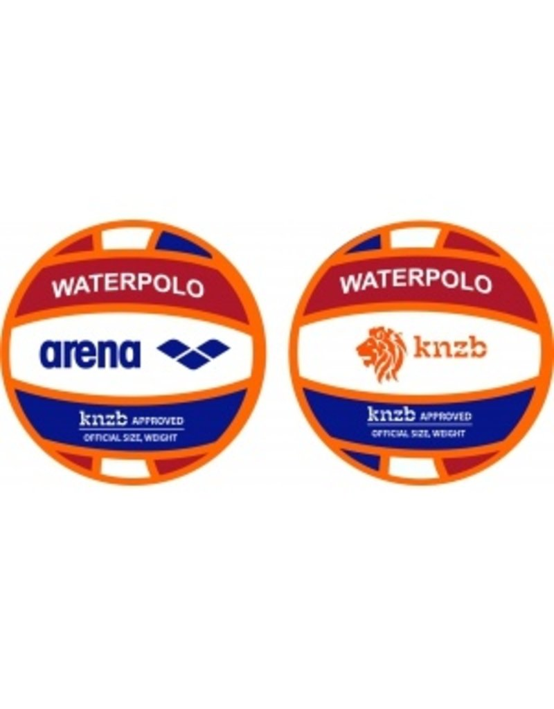Arena Arena waterpolobal KNZB