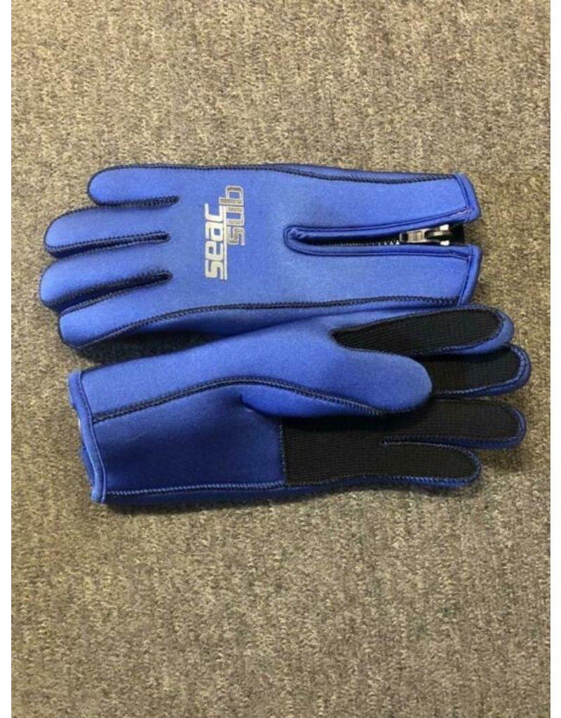 Overige merken Seac handschoen blauw - 3 mm