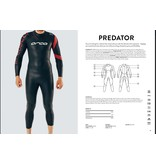 Orca Orca Demo wetsuit Predator - DEMO