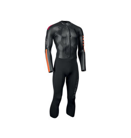 Overige merken Head Swimrun Aero 4.2.1 Wetsuit Heren, black/orange  - maat XXL