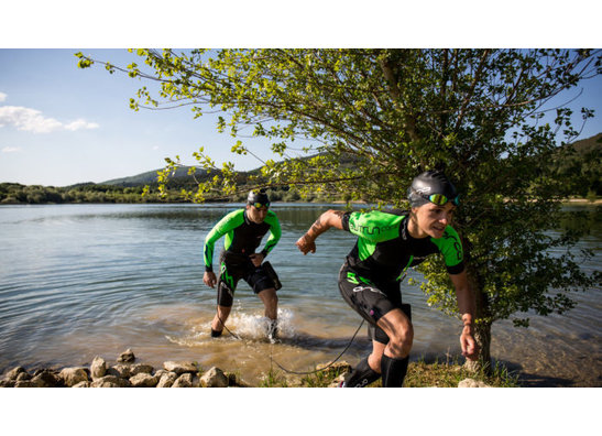 Swim Run wetsuits