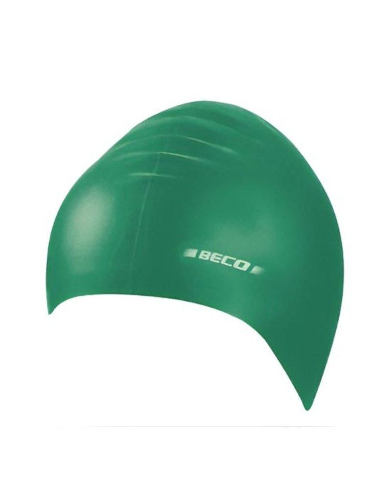 Beco effen Beco badmuts groen