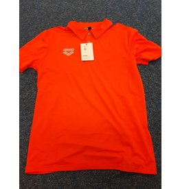 Arena Arena Polo fluo orange - maat S