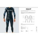 Orca Orca wetsuit Equip damesmodel - met levertijd