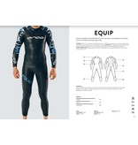 Orca Orca wetsuit Equip damesmodel