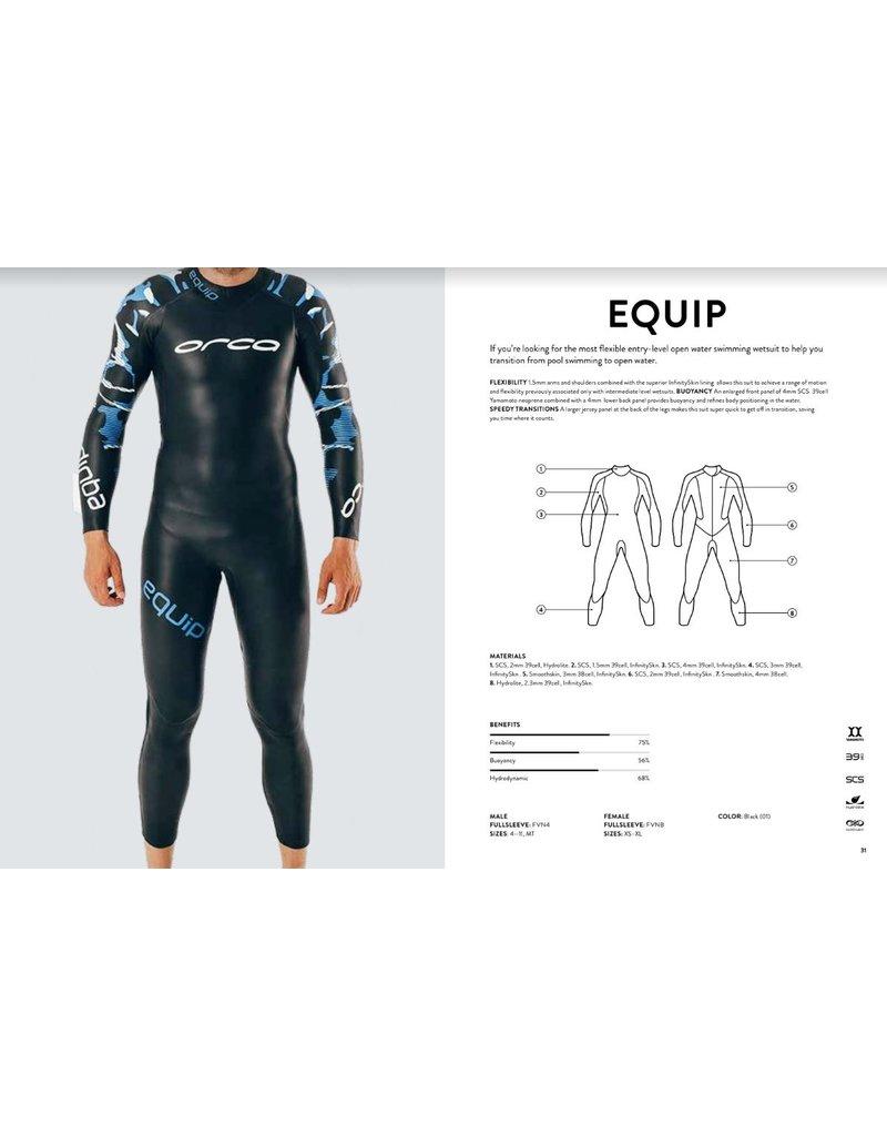 Orca Orca wetsuit Equip damesmodel - maat M