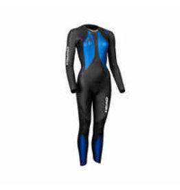 Overige merken Head OW X-Tream FS 4.3.2 Fullsuit Dames, black blue