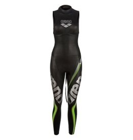 Arena Arena W Triwetsuit Carbon sleeveless dames wetsuit  -  maat M -DEMO