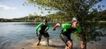 Wat is Swim Run? Is SwimRun iets nieuws?