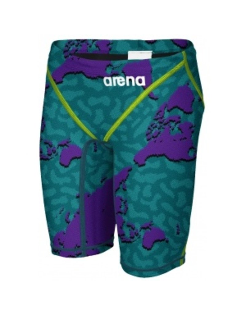 Arena Arena Powerskin ST jammer Purple Map Limited Edition  - New