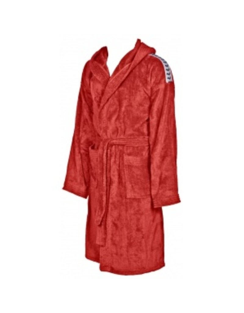Arena Arena Soft Robe Red