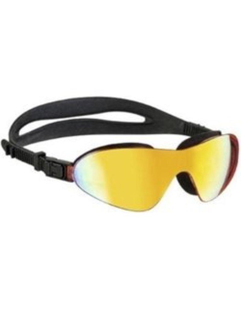 Arena Beco triathlon bril Fiji - Goud/zwart