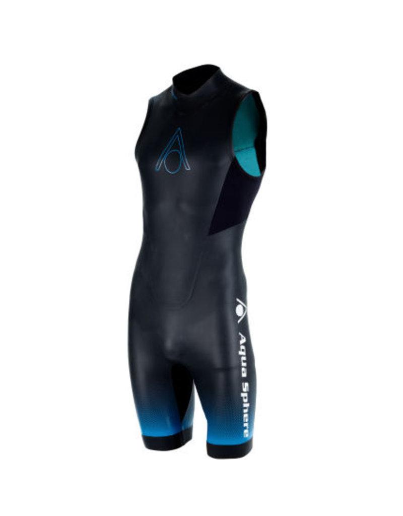 Overige merken Aqua Sphere Aquaskin Shorty V3 Wetsuit - Men