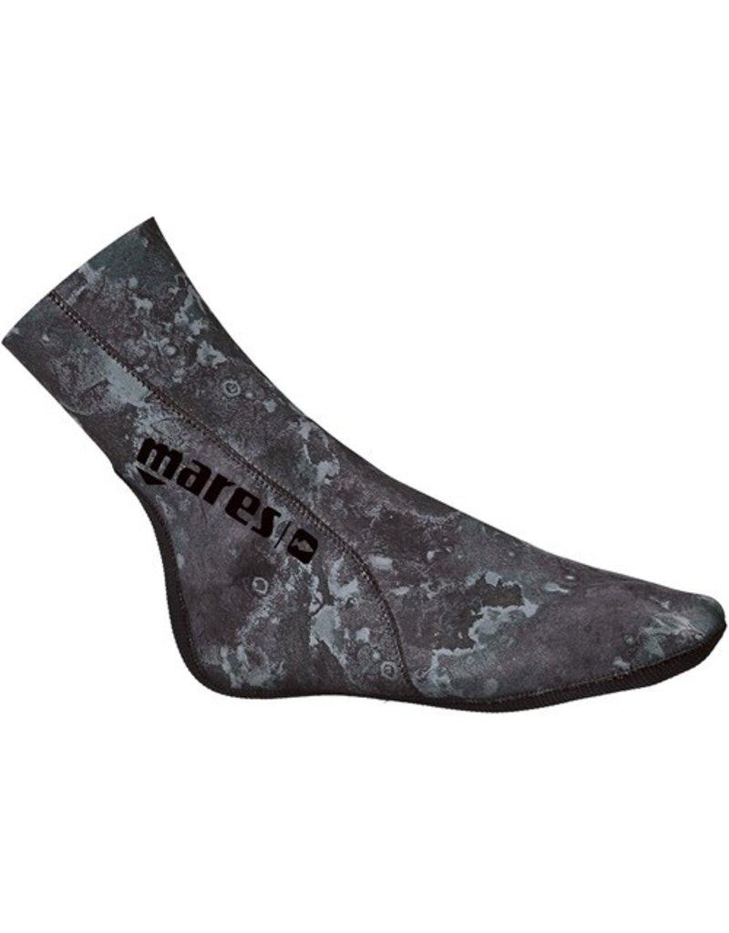 Overige merken Mares Sokken Camo Black 30 - maat 39-40