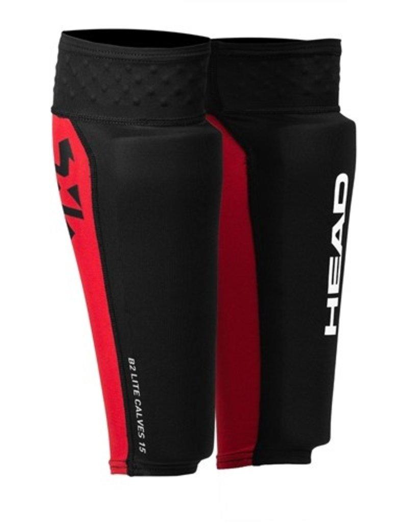 Overige merken Head B2 Lite Calves 15 (Pair) L Black-Red
