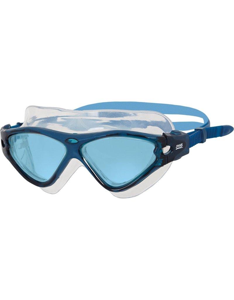 Overige merken Zoggs Tri-Vision Zwembril Navy Blue