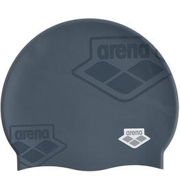 Arena ARENA ICONS TEAM STRIPE SWIMMING CAP GREY