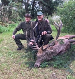 "Red Deer Hunt 2018 ""SZARAK"" till 8 kgs"