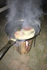 Cooking on the Swedish torch