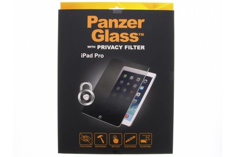 PanzerGlass Privacy Screenprotector voor iPad Pro 12.9