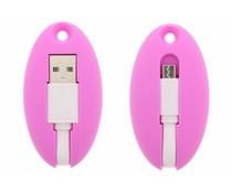 Ugreen Portable Micro-USB naar USB-kabel sleutelhanger