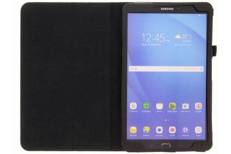 Samsung Galaxy Tab A 10.1 (2016) hoesje - Effen Bookcase voor Samsung