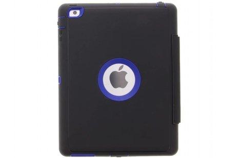 Defender Protect Bookcase voor iPad 2 / 3 / 4 - Blauw
