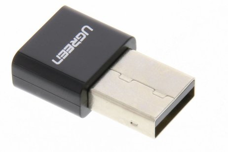 Ugreen Zwarte USB Bluetooth Adapter