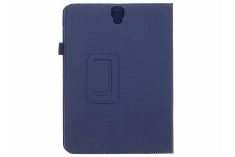 Samsung Galaxy Tab S3 9.7 hoesje - Effen Bookcase voor Samsung