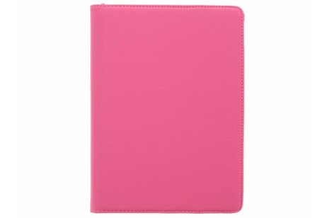 360° Draaibare Bookcase voor iPad (2017) / (2018) - Roze