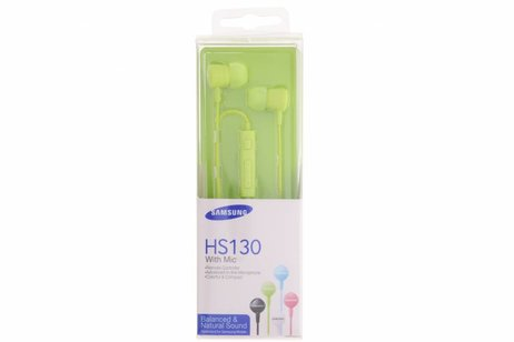 Samsung Earphones HS1303 - Groen