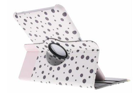 Samsung Galaxy Tab 2 10.1 hoesje - 360° Draaibare Design Bookcase
