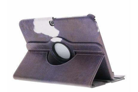 Samsung Galaxy Tab 3 10.1 hoesje - 360° Draaibare Design Bookcase