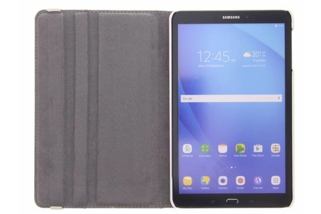 Samsung Galaxy Tab A 10.1 (2016) hoesje - 360° Draaibare Design Bookcase