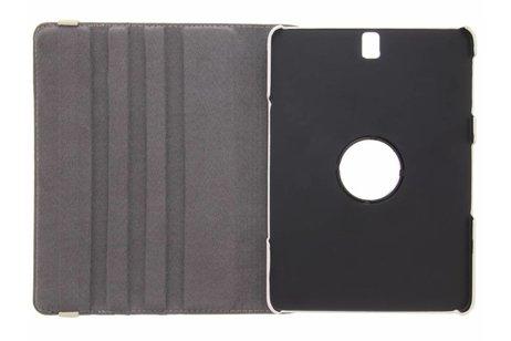 Samsung Galaxy Tab S3 9.7 hoesje - 360° Draaibare Design Bookcase