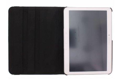 Samsung Galaxy Tab 4 10.1 hoesje - 360° Draaibare Bookcase voor