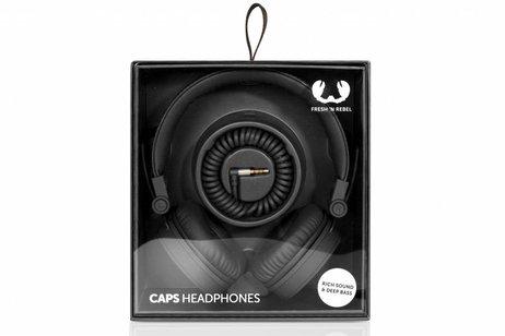 Fresh 'n Rebel Grijze Caps HeadPhone