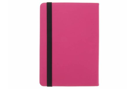 Roze Universele Wallet Stand Case voor 9-10 inch tablets