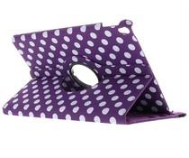 360° Draaibare Polka Dot Bookcase iPad Pro 10.5 / Air 10.5