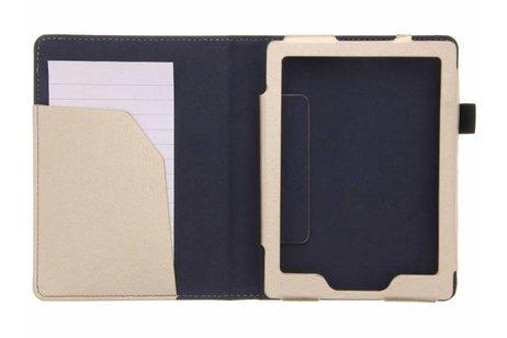 Kobo Glo hoesje - Luxe Effen Bookcase voor