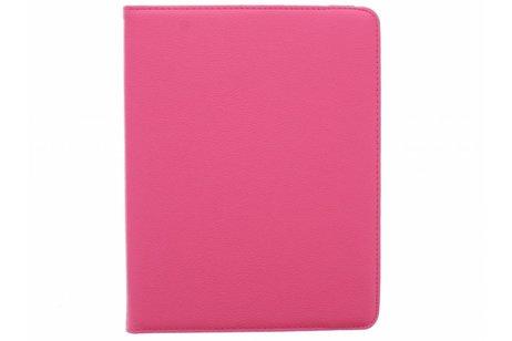 360° Draaibare Bookcase voor iPad 2 / 3 / 4 - Roze