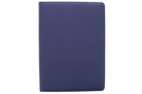 iPad Air hoesje - 360° Draaibare Bookcase voor