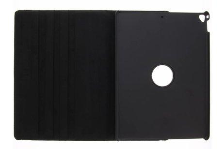 iPad Pro 12.9 (2017) hoesje - 360° Draaibare Polka Dot
