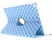 360° Draaibare Polka Dot Bookcase iPad Pro 12.9 (2017)