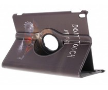 360° Draaibare Design Bookcase iPad Pro 10.5 / Air 10.5