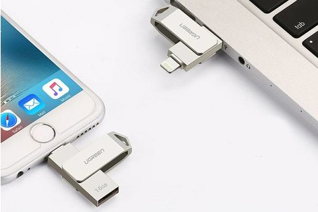 Ugreen MFI USB Flash Drive with Lightning Connector
