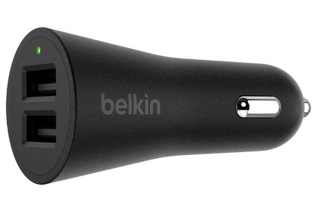 Belkin Boost↑Up 2-Port Car Charger 2,4A