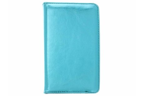 Samsung Galaxy Tab A 7.0 (2016) hoesje - 360° Draaibare Glamour Bookcase
