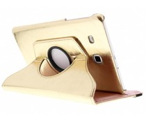 360° Draaibare Glamour Bookcase Samsung Galaxy Tab E 9.6